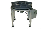 Carousel Conveyor.DC 2700-12VC -- Click for full size