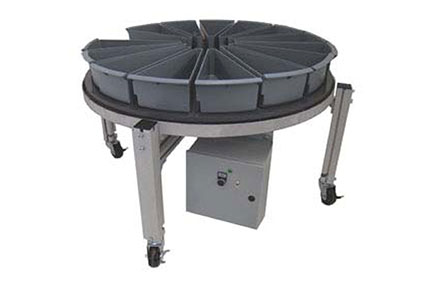 Carousel Conveyor AC 3900 - 15 Bins